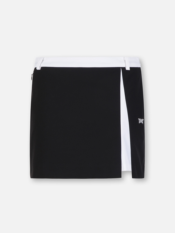 WOMENS TWO TONE SKIRT