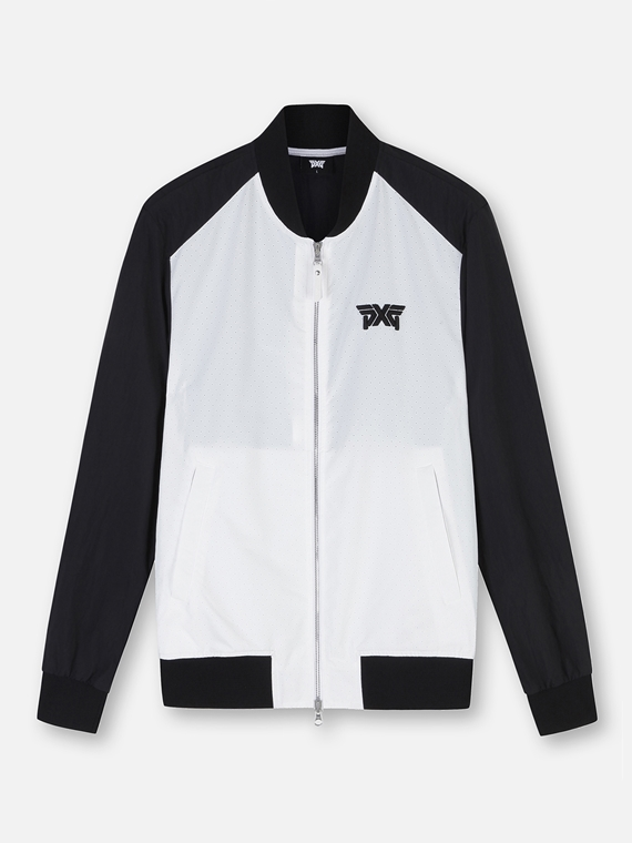 SUMMER PUNCHING BLOUSON JACKET