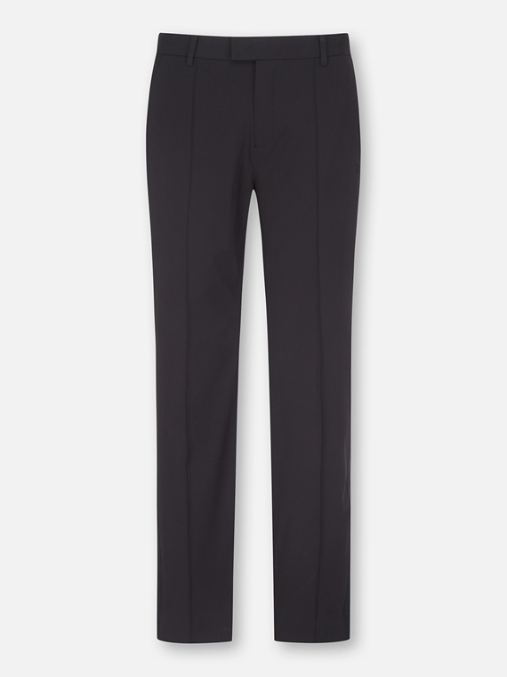 SPRING PIN TUCK PANTS