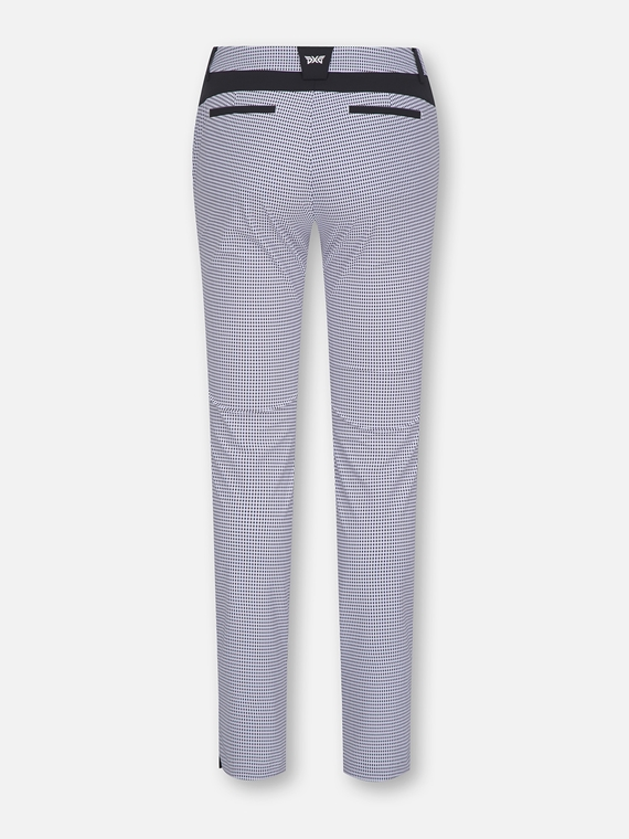 WOMEN SPRING PATTERNED PANTS