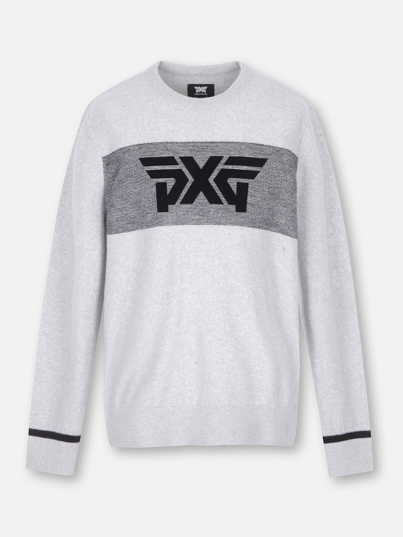 BIG LOGO SWEATER