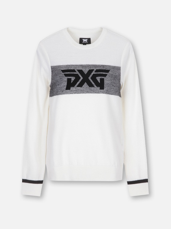 SPECIAL BACK LOGO SWEATER