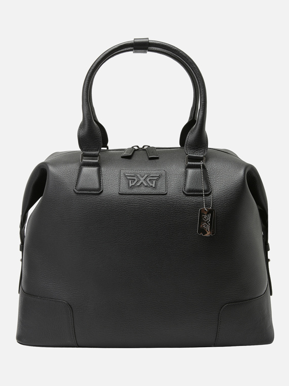 Premium Leather Boston Bag