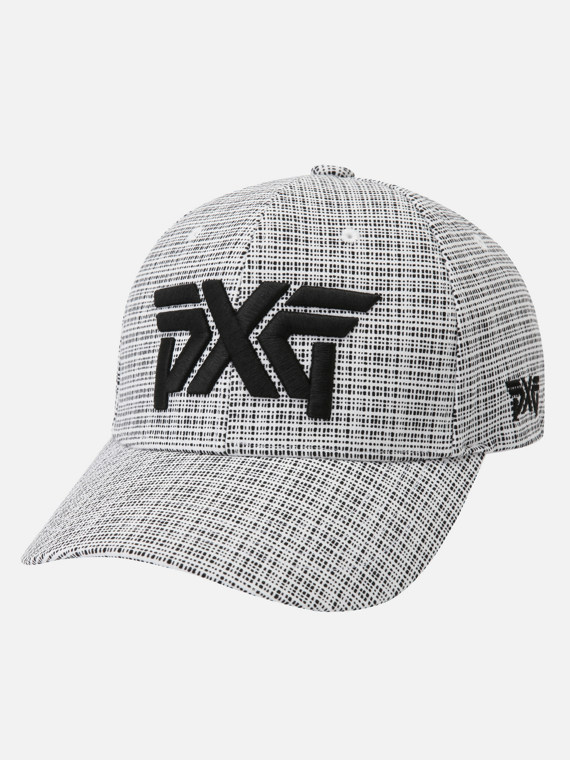 Check Pattern Cap