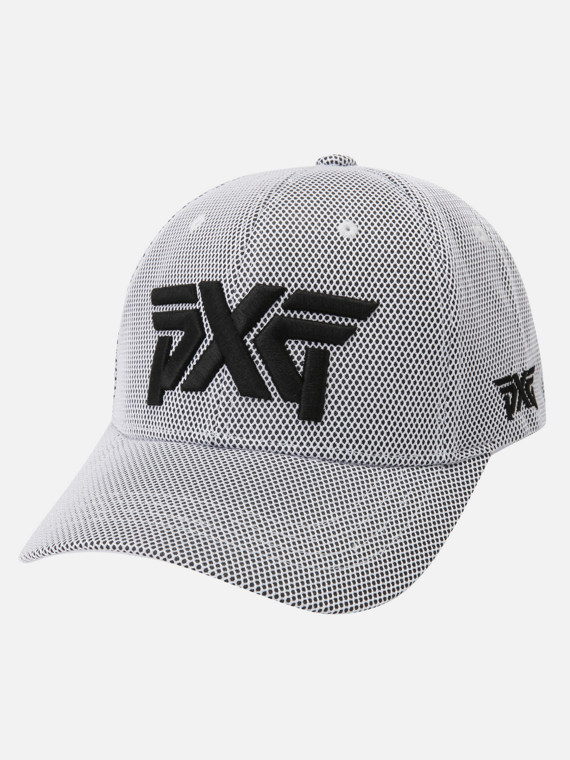 All-over Mesh Cap