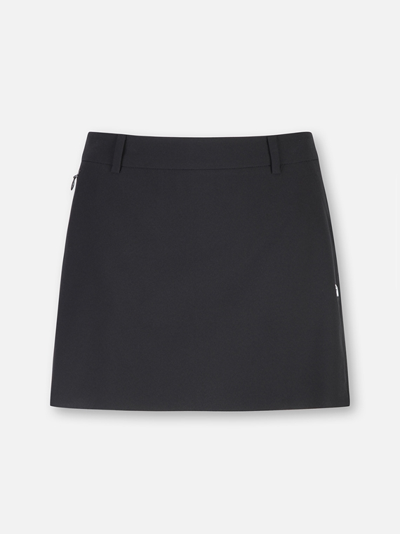 WOMEN SUMMER ACCORDION PLEATED SKIRT