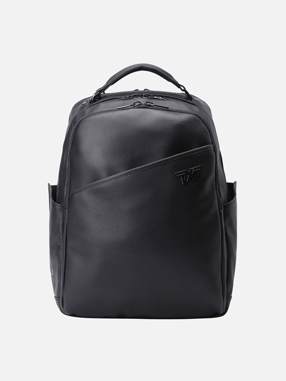 MENS PEBBLE LEATHER BACKPACK