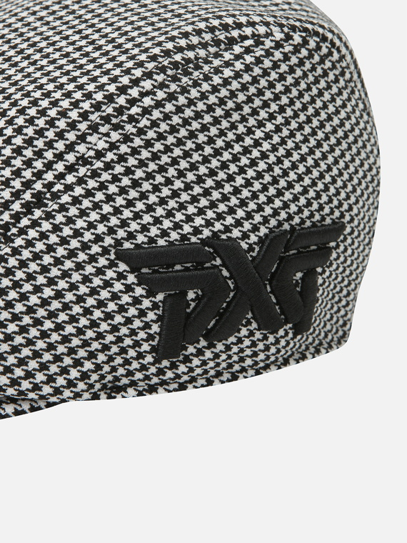 PATTERNED HUNTING CAP