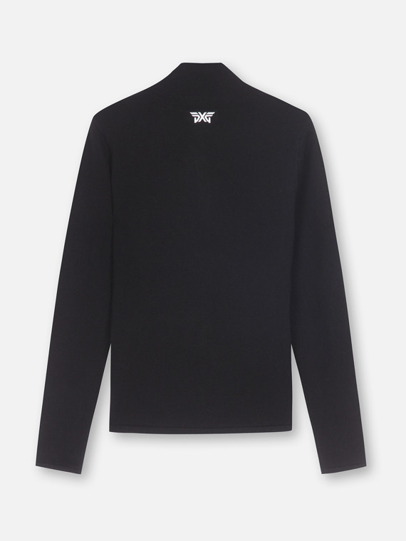 SNAP POINT SWEATER