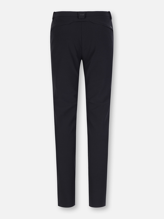 SOLID FILED BASIC PANTS