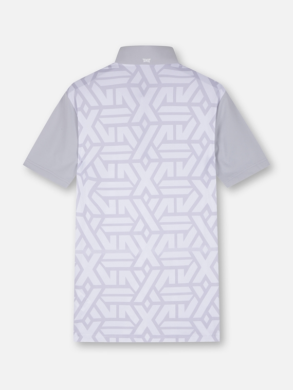 MILITARY ALL OVER PRINT SHORT SLEEVE