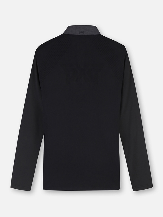 SPRING TECH FIT COLLAR POINT LONG SLEEVE