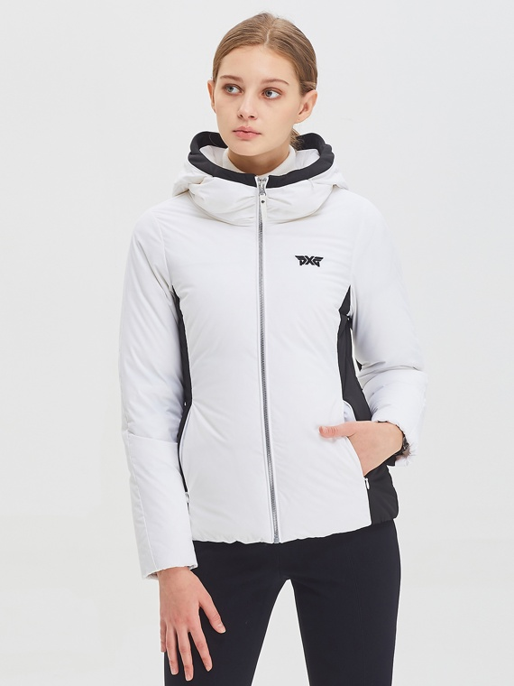 QLESS HYBRID DOWN JACKET