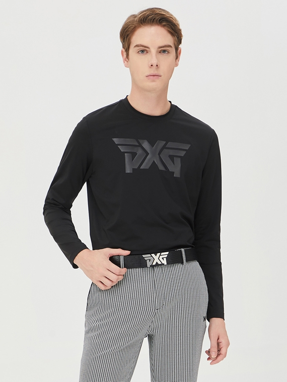 PXG ROUND NECK LONG SLEEVE T-SHIRT