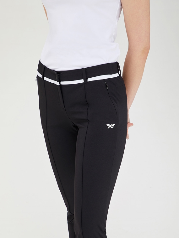 WOMEN SUMMER ROLL-UP PANTS