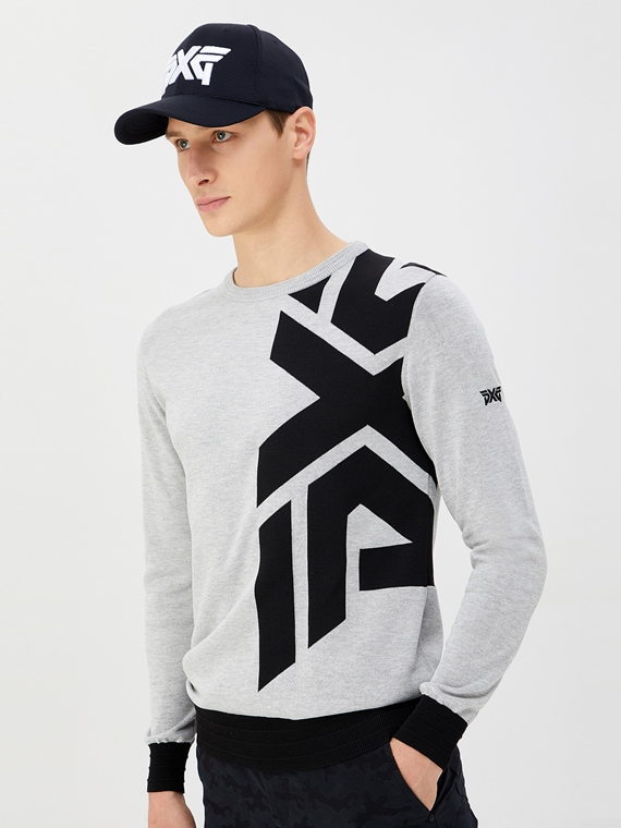 SPRING NEW LOGO SWEATER