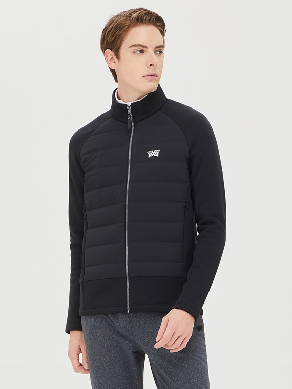 WINTER HYBRID DOWN JACKET