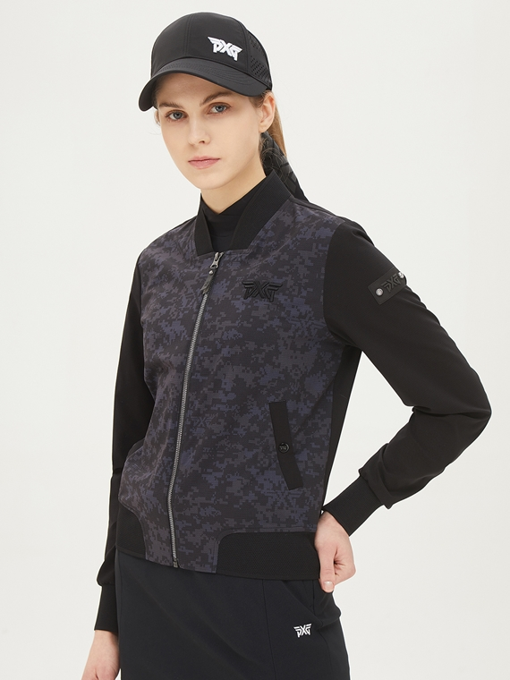 WOMEN SUMMER MILITARY MA-1 JACKET